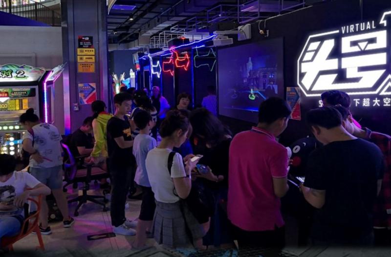 头号玩咖VR加速全国布局,主打游戏社交竞技