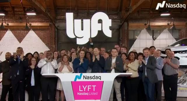 Lyft股价暴跌12% 市值跌破200亿美元