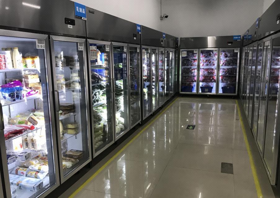 开业销售破10万,苏宁小店名京九合院前置仓初露锋芒