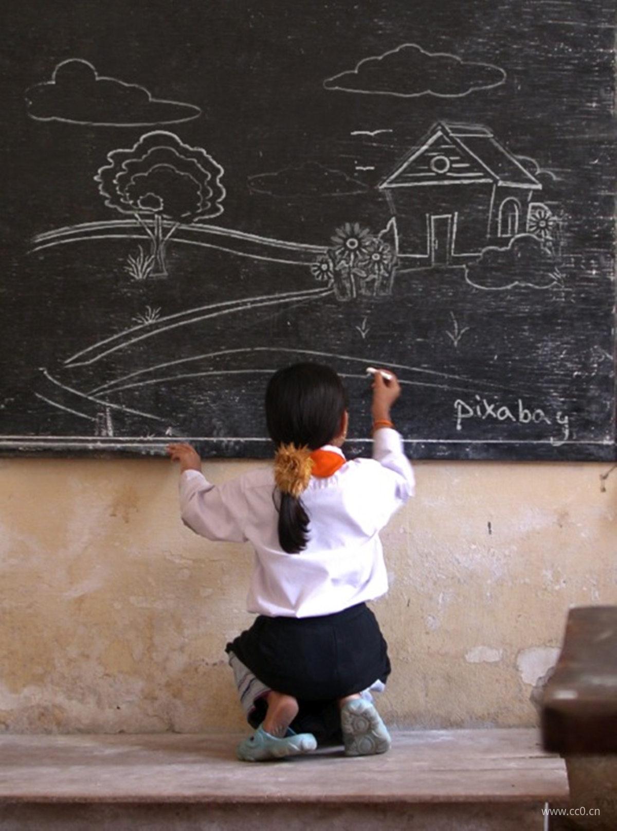 拔穷就要先富教育 教育扶贫照亮未来之路