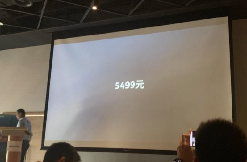 """""""花洒式摄像头""""诺基亚9 PureView曝光 国行价格5499元"""