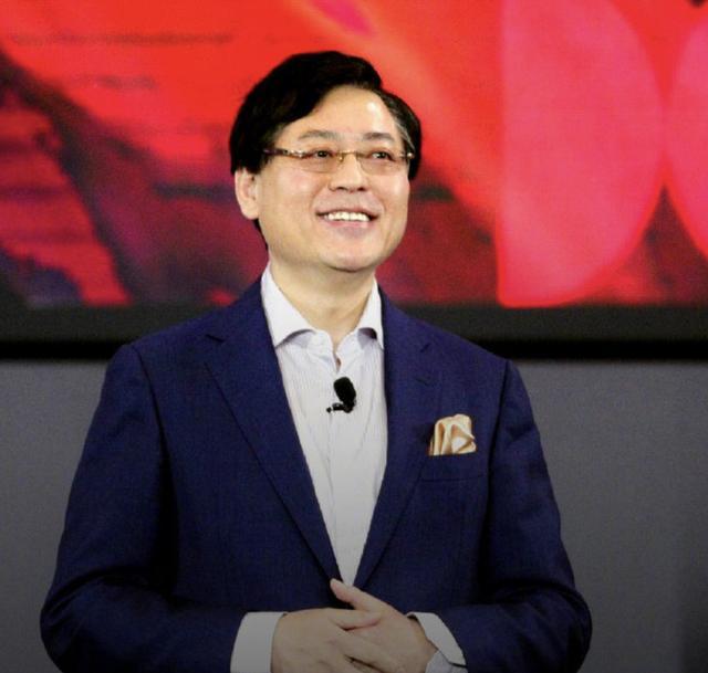 """讲完""""跑赢大市、突破自我"""",杨元庆还要将智慧中国当作联想使命"""