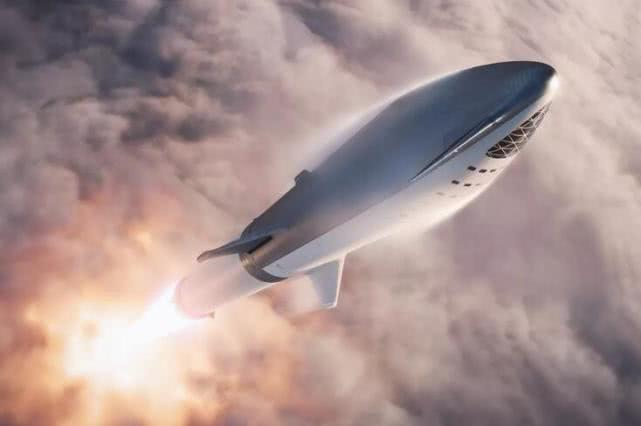 SpaceX准备发射测试版星际飞船原型 飞行高度达5000米