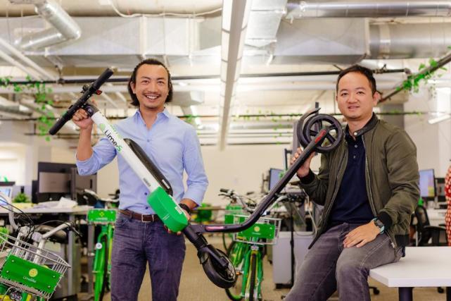 电动滑板车巨头Lime任命鲍周佳为CEO