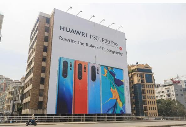 华为二手旗舰手机P30 Pro大折价:折价90%至130美元