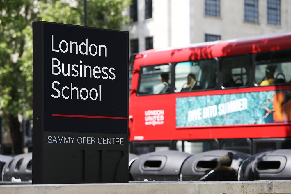 微信登陆伦敦商学院,成为西方竞相研究的中国创新样本
