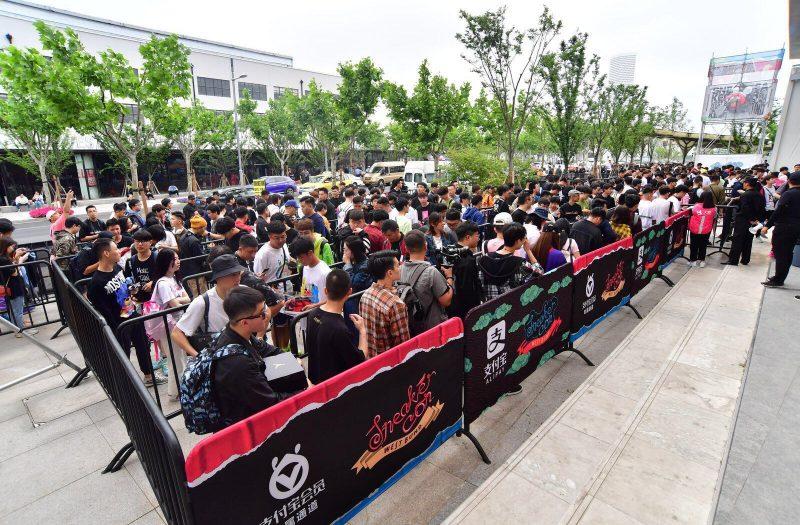 地表最强球鞋展Sneaker Con内地首秀 大麦网联动生态加速商业化布局