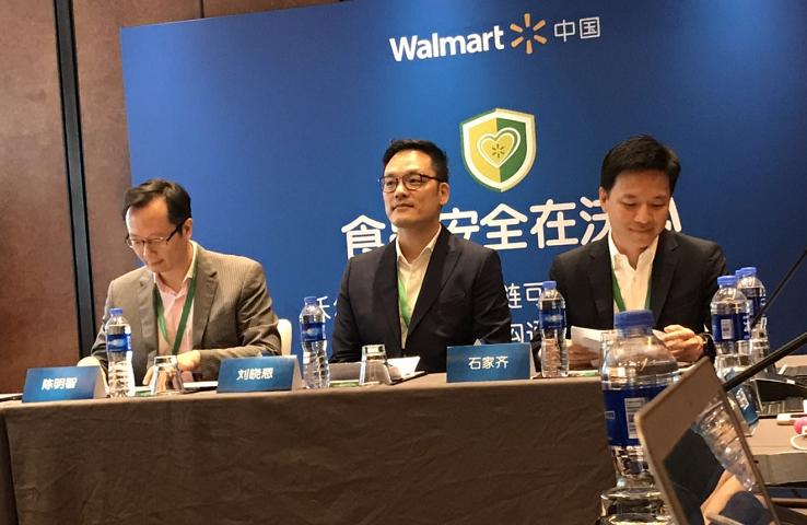 沃尔玛中国首席采购官刘晓恩:从鲜食到更多品类溯源,沃尔玛要成为消费者信赖的零售商