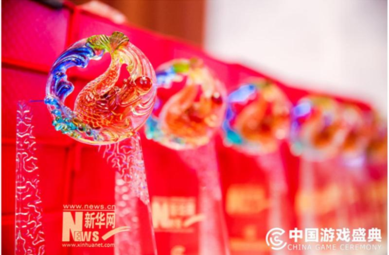 """网易游戏获新华网""""中国游戏盛典""""重磅大奖,多年深耕孕育文化硕果"""
