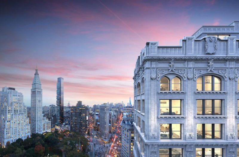 贝索斯抄底纽约楼市 8000万美元买下曼哈顿三套公寓
