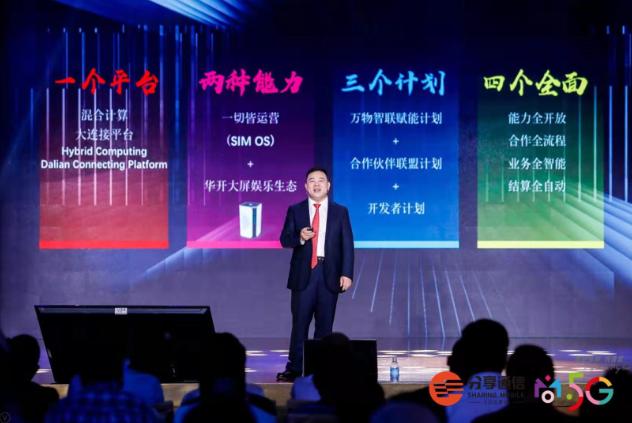 """分享通信发布""""尚·5G""""品牌,推出70元包月5G套餐"""
