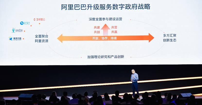 阿里云许诗军:数字政府1.0是网上政务,2.0的核心支撑是数据化运营