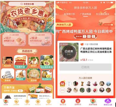 """广西海鸭蛋产业强势崛起,参加拼多多""""农货节""""16000件半天售罄"""
