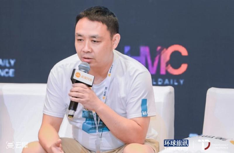 (H连锁酒店创始人兼CEO夏青宁)