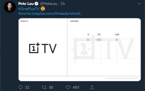 """刘作虎曝光一加电视,""""OnePlus TV""""商标公布"""