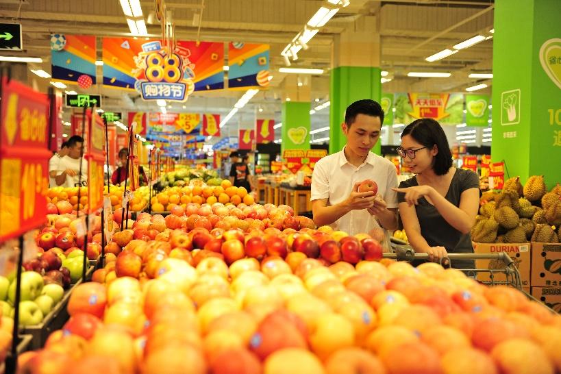 """沃尔玛""""8.8购物节""""战报: 全渠道销售规模增长超过50%"""