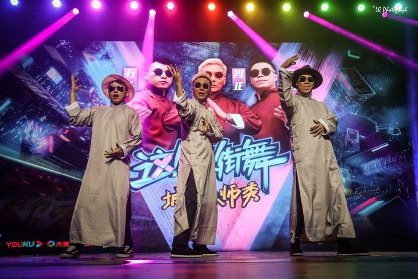 """大麦网携《这!就是街舞》破圈出""""现""""  北京首演火爆"""