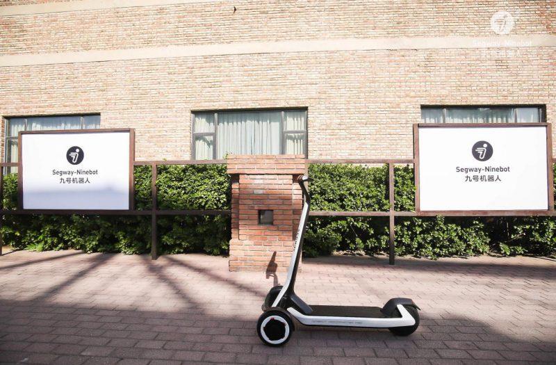 九号机器人发布全时四驱全轮转向配送机器人,为缓解配送末端问题提供解决方案