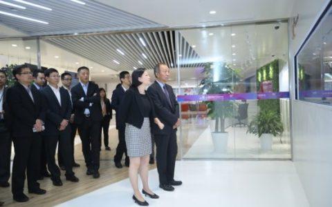 G智未来,上海联通与惠普战略合作签约仪式隆重举行