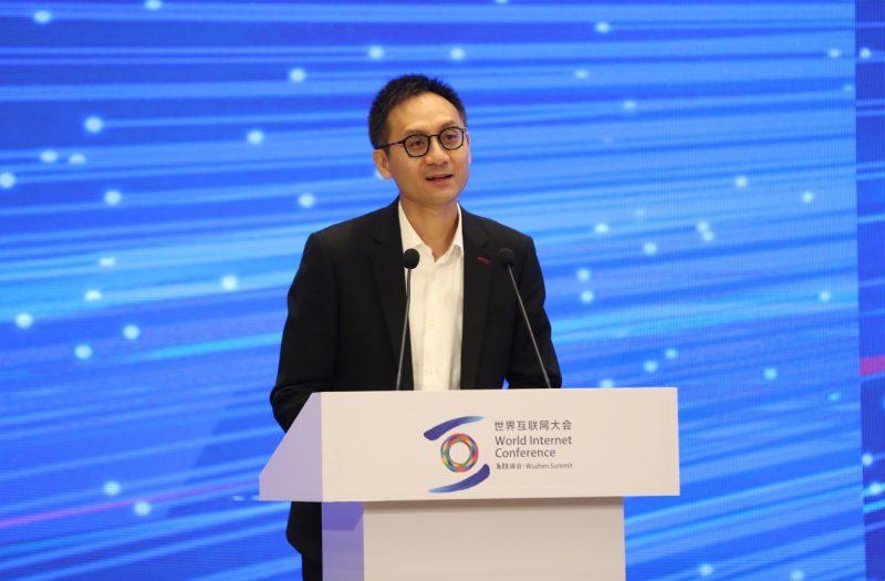 腾讯集团云与智慧产业总裁汤道生:腾讯三大抓手服务产业互联网