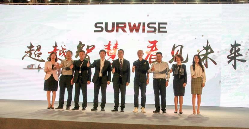 华科创智联合《攀登者》发布智慧品牌SURWISE及系列会议平板产品