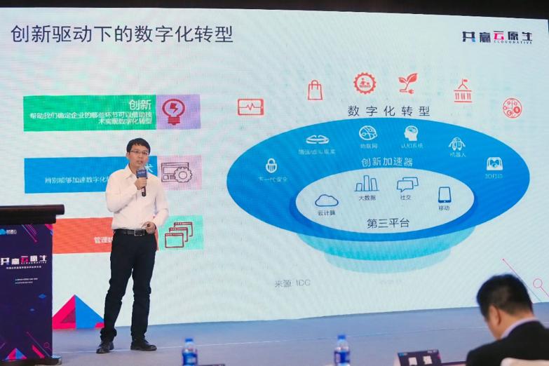 时速云发布全新产品体系 启动生态合作伙伴计划
