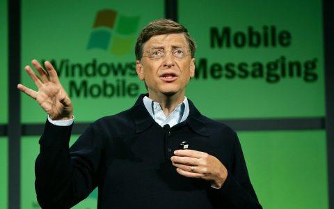 盖茨:反垄断案让我分心 不然微软定能打败安卓