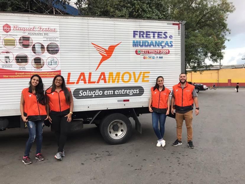 货拉拉落地里约热内卢,已有1000多位司机认证加入