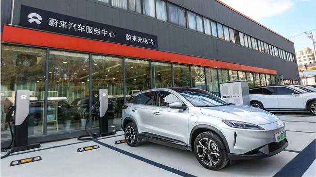 小鹏汽车宣布与蔚来NIO Power达成合作