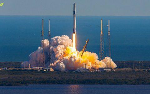 SpaceX火箭回收再创新纪录 第46次成功回收助推器