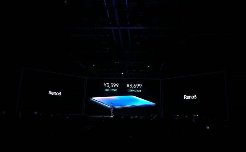 OPPO Reno3 系列正式发布,主打双模5G与视频超级双防抖,售价3399元起