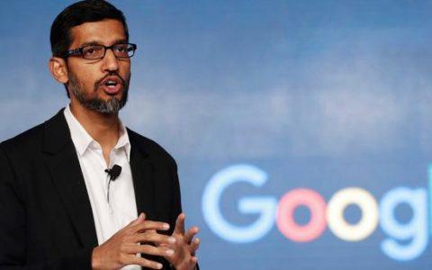 """皮查伊任谷歌母公司Alphabet CEO 创始人佩奇""""退位"""""""