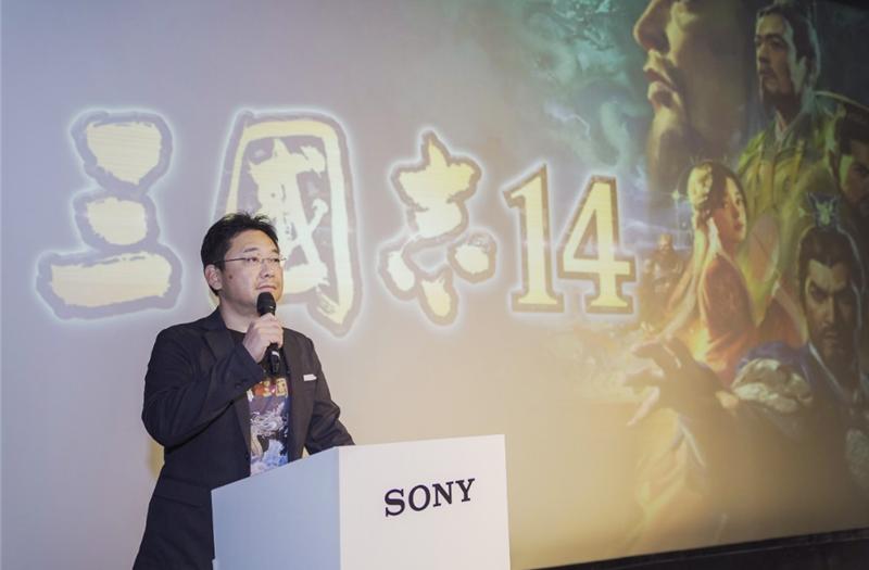 PlayStation®《三国志14》体验会在京举行