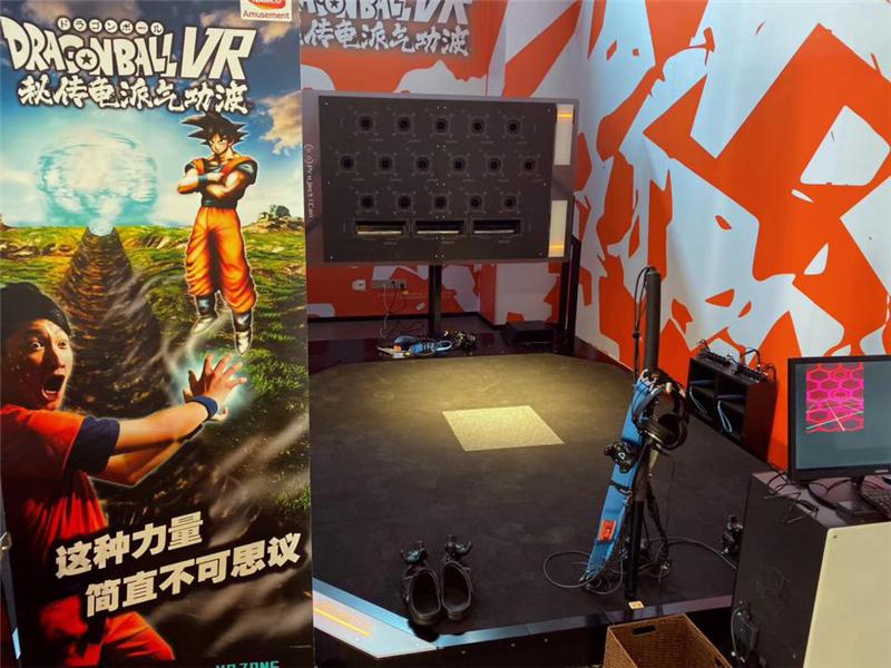 又一家大品牌VR体验馆落地北京 这次我选择三刷