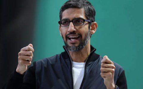 谷歌CEO皮查伊:AI必须受到监管 不能任由市场放纵