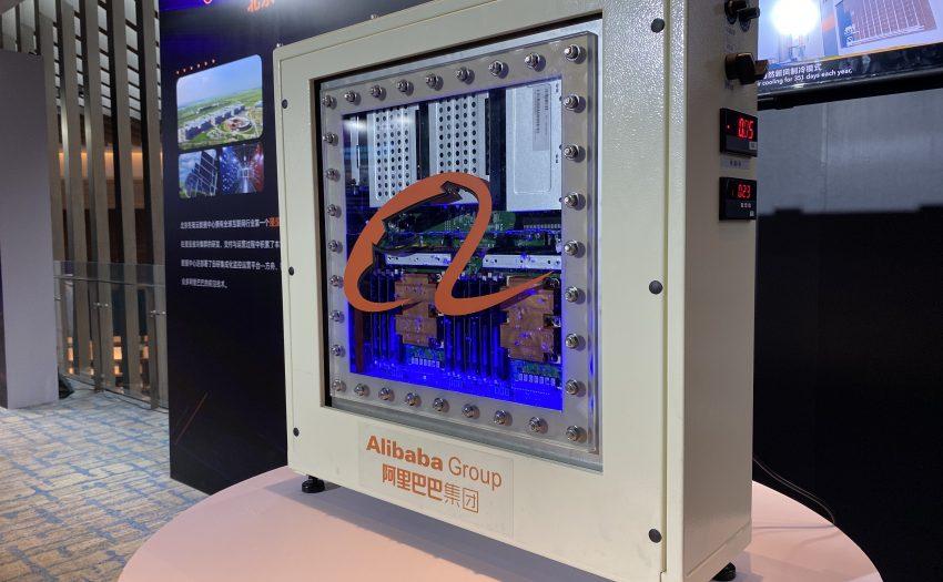"""从软件开源到硬件开放,阿里巴巴要做浸没式液冷技术""""普惠者"""""""