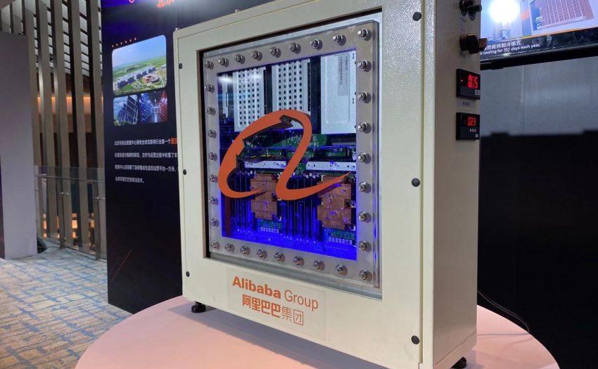 云计算成IT创新中心 阿里巴巴宣布开源液冷黑科技:最多节能70%