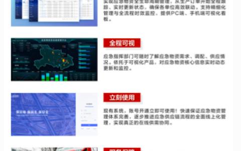 京东承建湖北省政府应急物资供应链管理平台