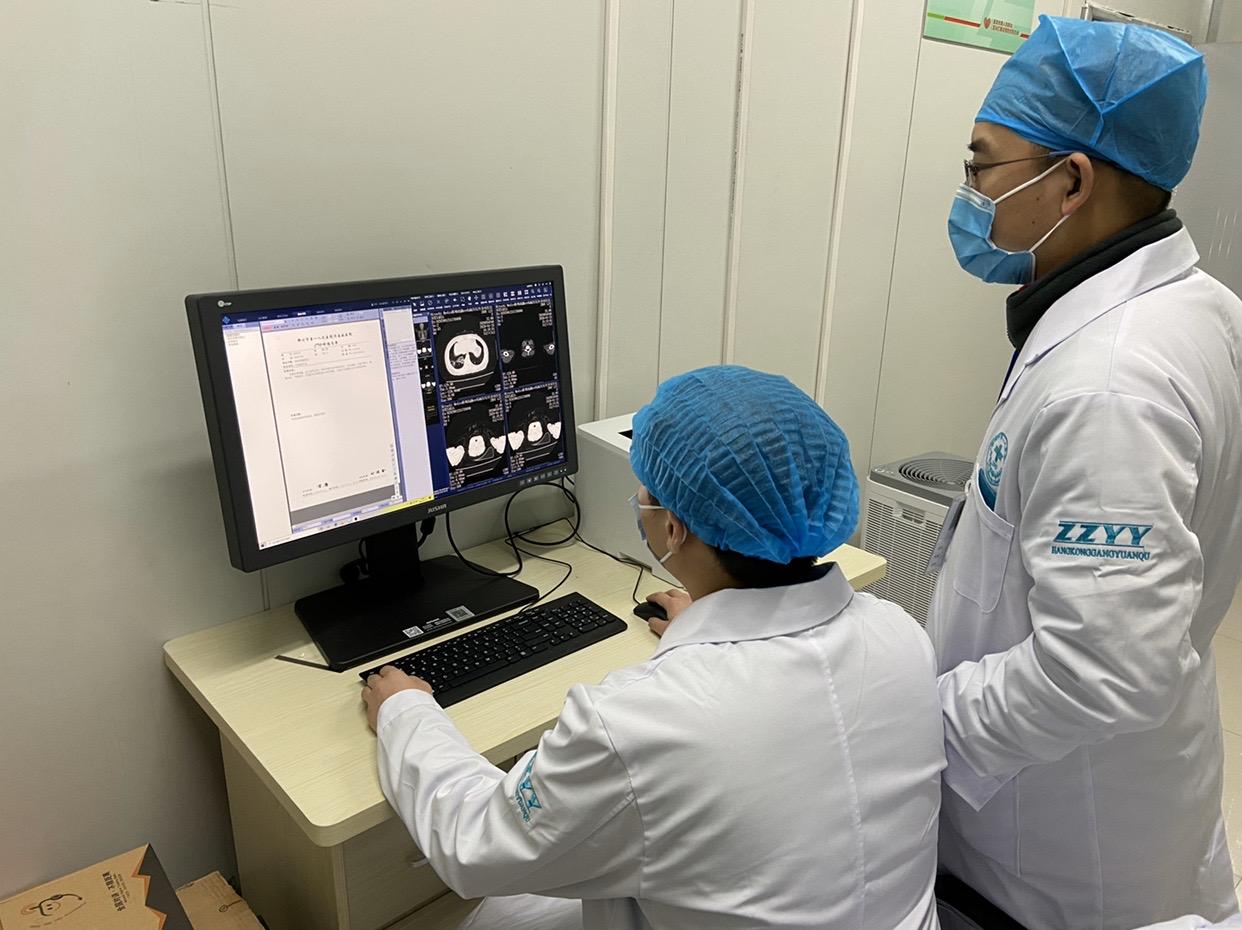达摩院医疗AI在26家医院上岗,已诊断3万个疑似肺炎病例