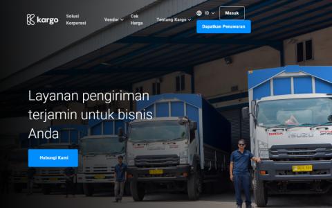 """印尼物流撮合平台""""Kargo Technologies""""获可口可乐战略投资"""