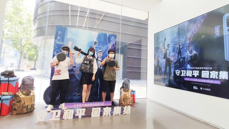 传统渠道升级新思路:小米游戏联动《和平精英》《王者荣耀》鏖战五一档