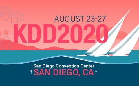 阿里巴巴18篇论文入选机器学习顶会KDD 2020,认知智能等研究取得突破