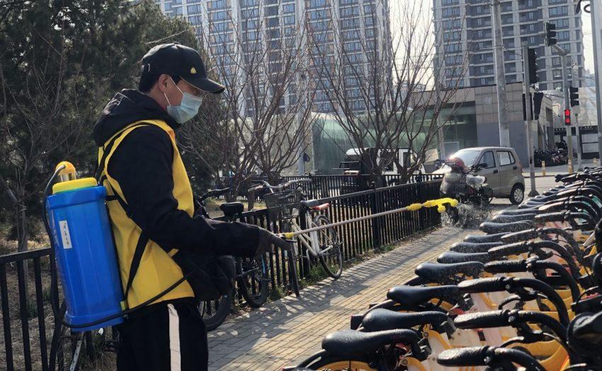 保障车辆供给加大消毒力度  美团单车多举措助力北京防疫工作
