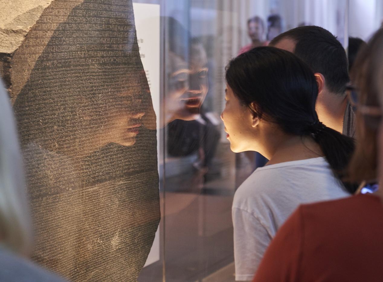 大英博物馆官方上淘宝直播