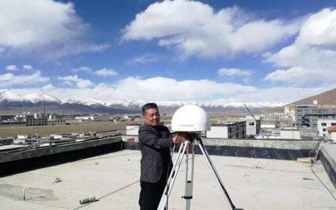 5G信号上西藏,货拉拉助力中海达设备覆盖全国基站