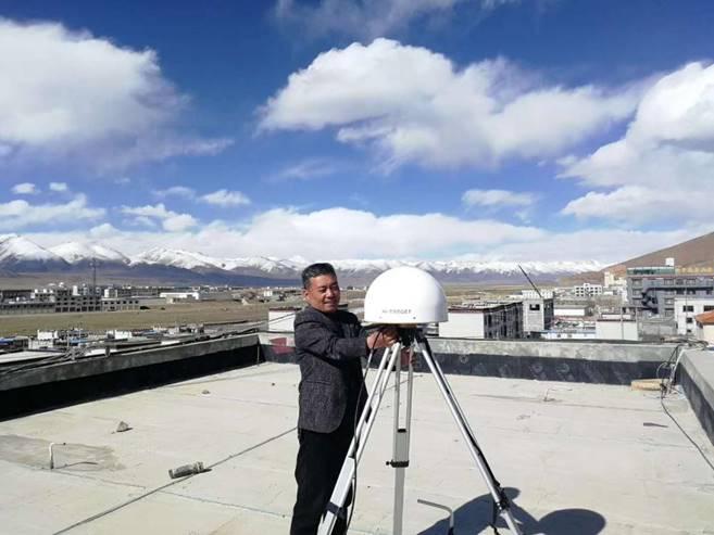 """G信号上西藏,货拉拉助力中海达设备覆盖全国基站"""""""