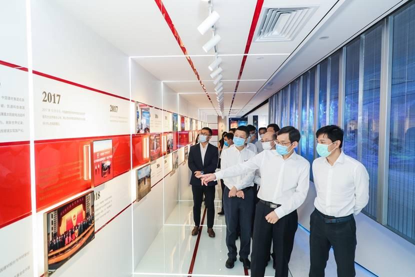 中国建材集团与百度携手,在数字矿山、智慧工厂等多领域深度合作