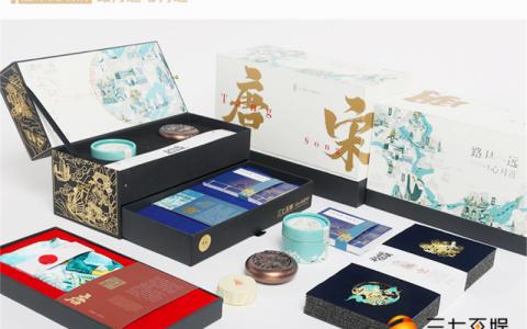 丝绸之路文化x潮玩科技 三七互娱开启中秋礼盒走心玩法