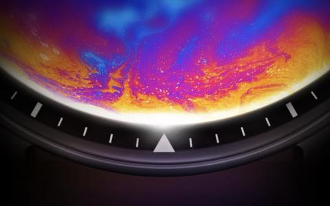 华米科技9月22日发布新款智能手表,采用超窄边框设计