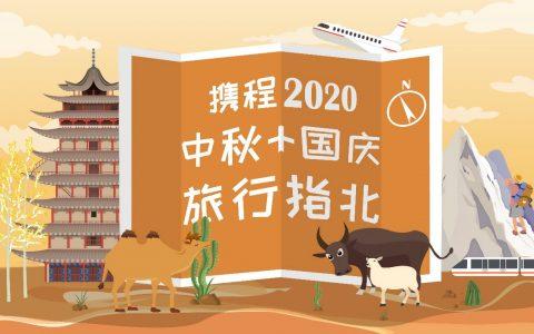 """携程2020国庆出行预测:深度游延长1.7天 """"穿越大半个中国""""成趋势"""